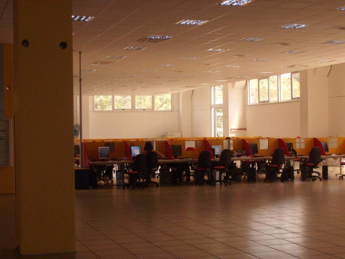 Impianto VRF call center 300 posti