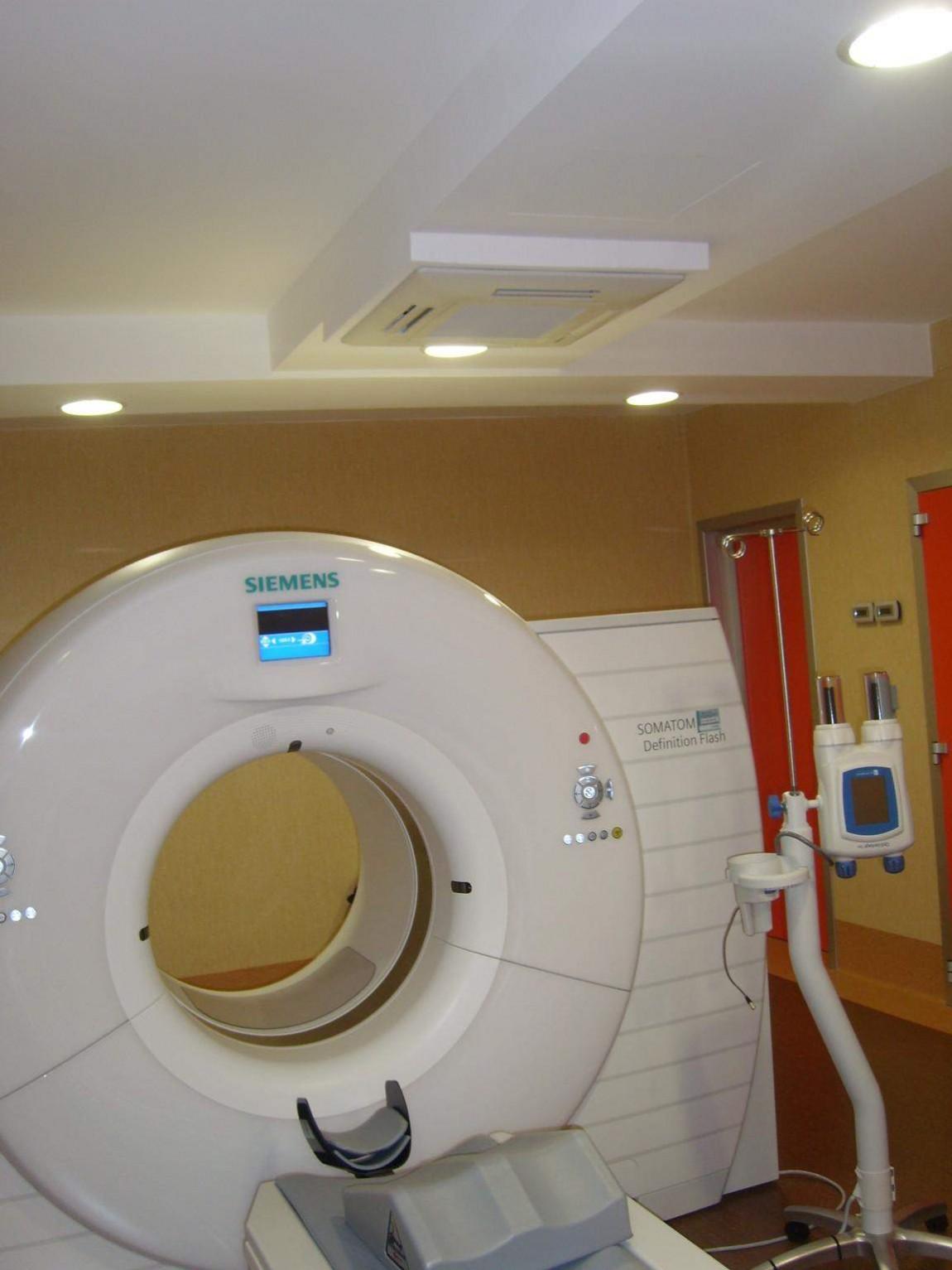 Impianto istituto medico