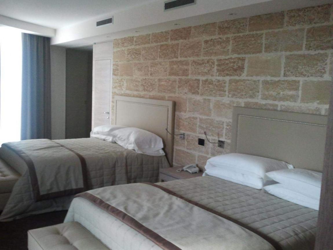 Impianti centralizzati camere hotel