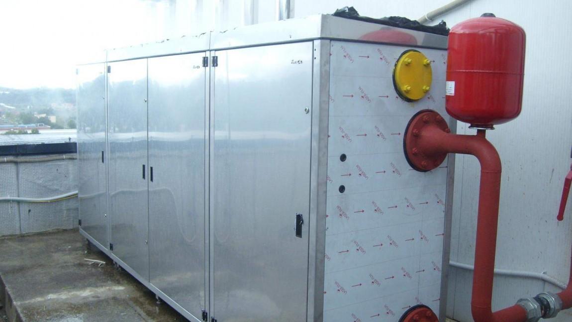 Impianti a condensazione