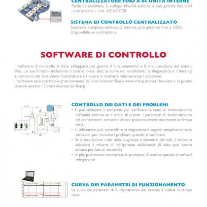 Sistemi di climatizzazione industriali tipo VRF