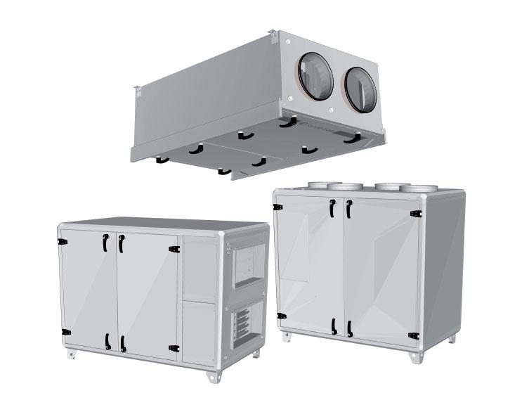 Unità trattamento aria SystemAir